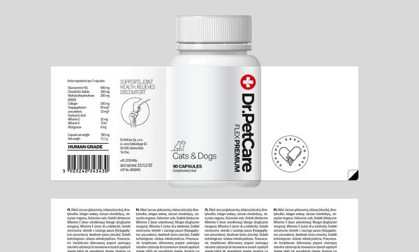 Dr Pet Care Supplements